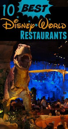 10 Best Disney World Restaurants with helpful reviews of the best table service restaurants at Disney World you will want to make reservations at 180 days in advance. Plus tips and pros and cons of the other major restaurants.