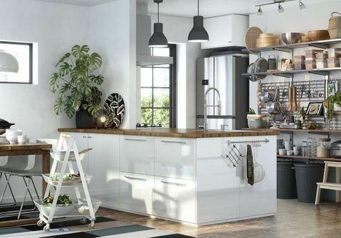 24+ Petite cuisine avec ilot central ikea ideas in 2021
