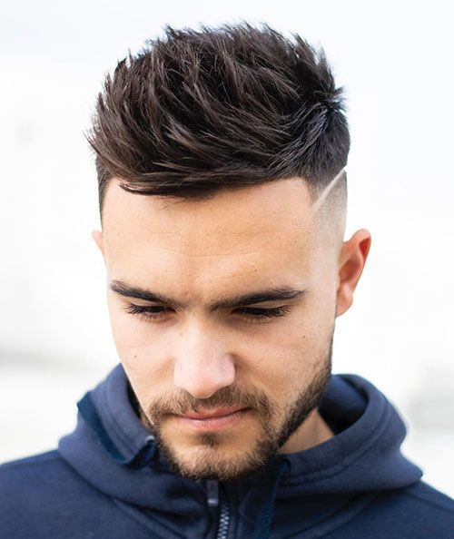 50 Impressive Spiky Hairstyles For Men Spiky Hair Hairmanz In 2021 Mens Haircuts Short Mens Hairstyles Short Spiked Hair