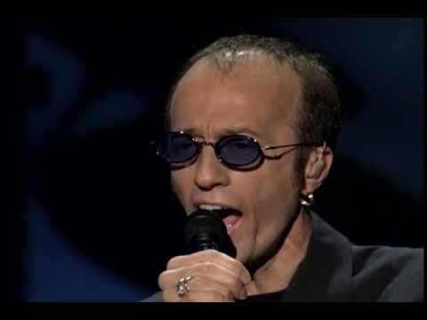 Bee Gees -- I Started A Joke -- live at the MGM Grand Hotel in 1997