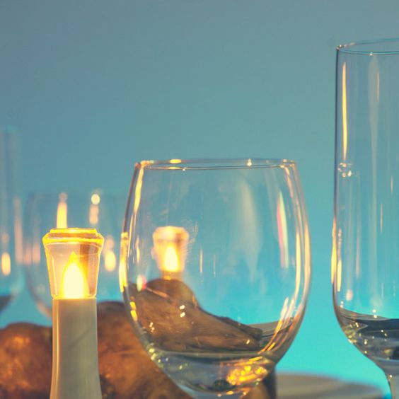 Philips LED Wish Candle for a time of celebration. #LED