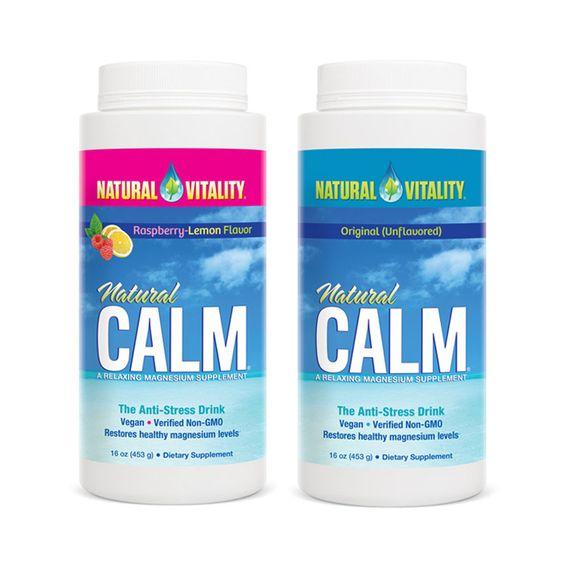 Natural calm magnesium benefits