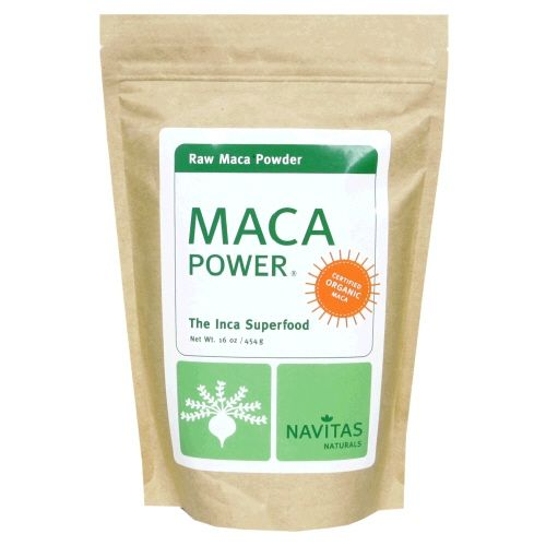 How to use raw maca powder