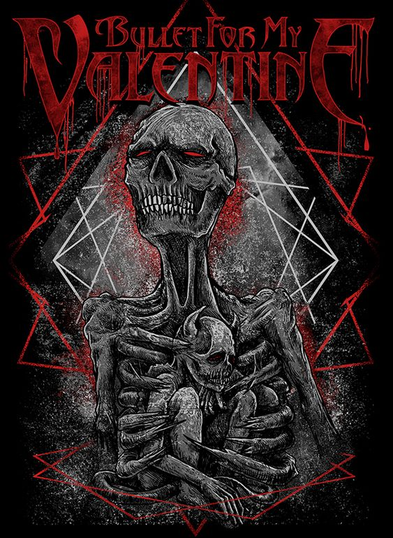 Bullet For My Valentine Wallpaper The Poison