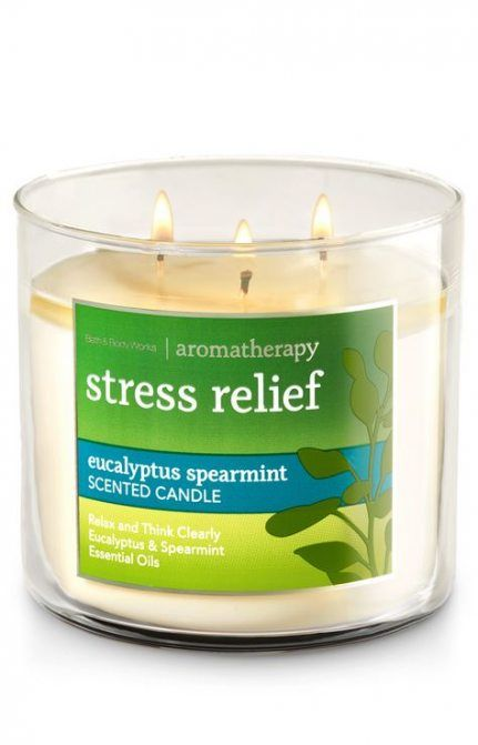 35 Trendy Bath And Body Works Stress Relief Candles Stress Relief Candle Aromatherapy Stress Relief Aromatherapy Candles