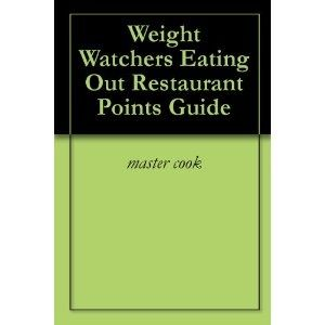 weight watchers points guide editions