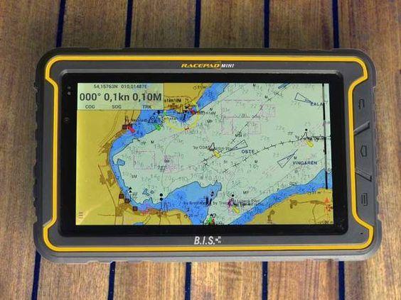 B.I.S. liefert rechnergestützte Navigations-, Kommunikations-, Steuerungs- und Entertainment Technik: Racepad