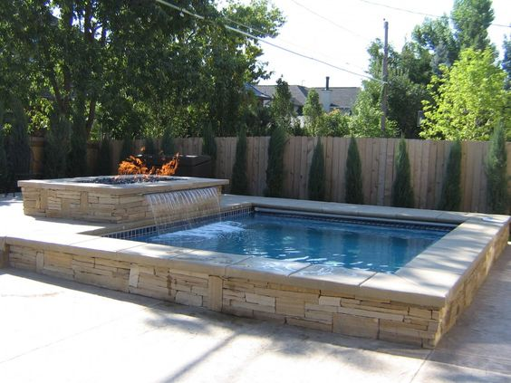 You can create a pool space that meets your needs