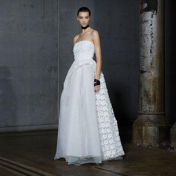 Carla Zampatti Spring Summer 2014 2015 Wedding Dresses   POPSUGAR Style & Trends Australia