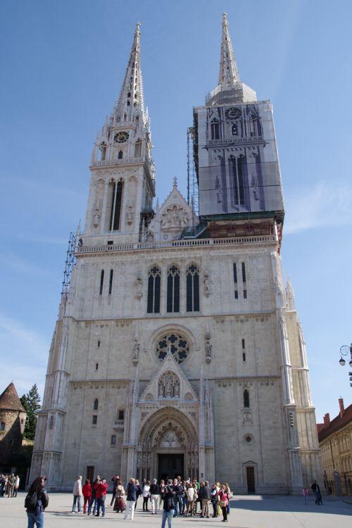 Visiter Zagreb La Capitale De La Croatie En Quelques Jours Voyager En Photos Blog Voyage Visiter Zagreb Croatie Zagreb