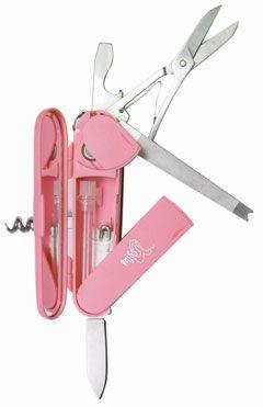 Goea Pocket Bottle Corkscrew Keychain
