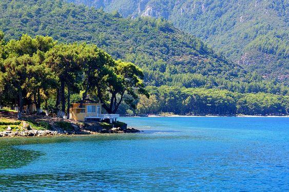 Güzelçamlı, Kuşadası, Turquía