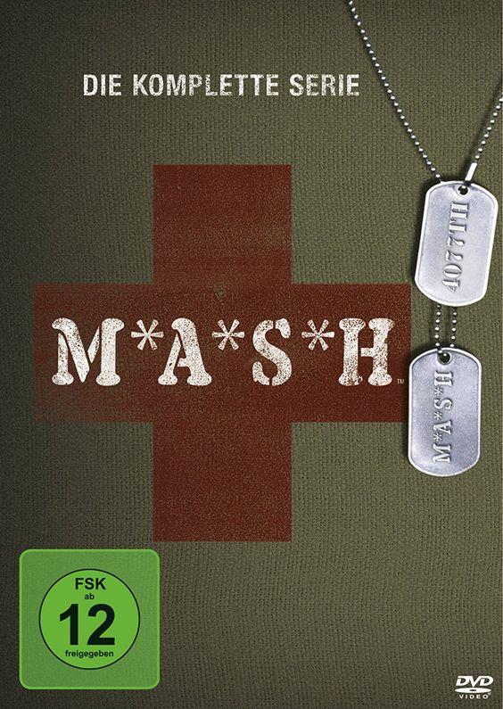 M*A*S*H - Die komplette Serie [33 DVDs]: Amazon.de: Harry Morgan, Alan Alda, Wayne Rogers: DVD & Blu-ray