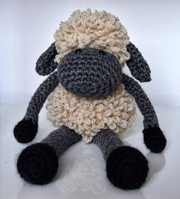 Schaf häkeln anleitung