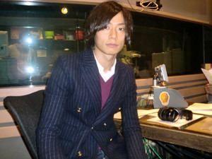 [Champagne]川上洋平2011/12/24 FM FUJI「劇団サンバ・カーニバル」生出演