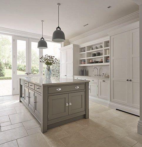 31+ Modern grey shaker kitchen best