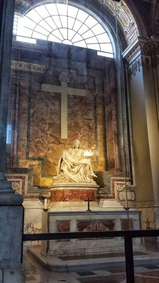 La piedad  Roma