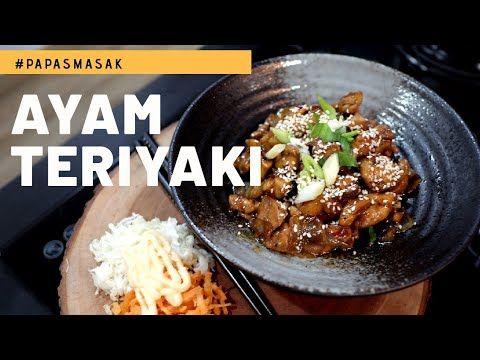 Resep Chicken Teriyaki Ala Hokben Oleh Nia Bayens Resep Ayam Teriyaki Resep Masakan