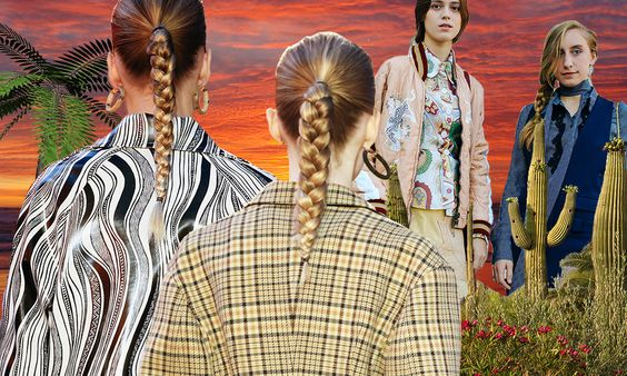 台上的Model都是這樣!今季的頭髮就這樣編! | HOKK fabrica