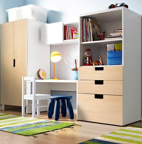 Kinderzimmer ikea stuva  STUVA Aufbewahrungssysteme günstig online kaufen - IKEA | Děti a ...