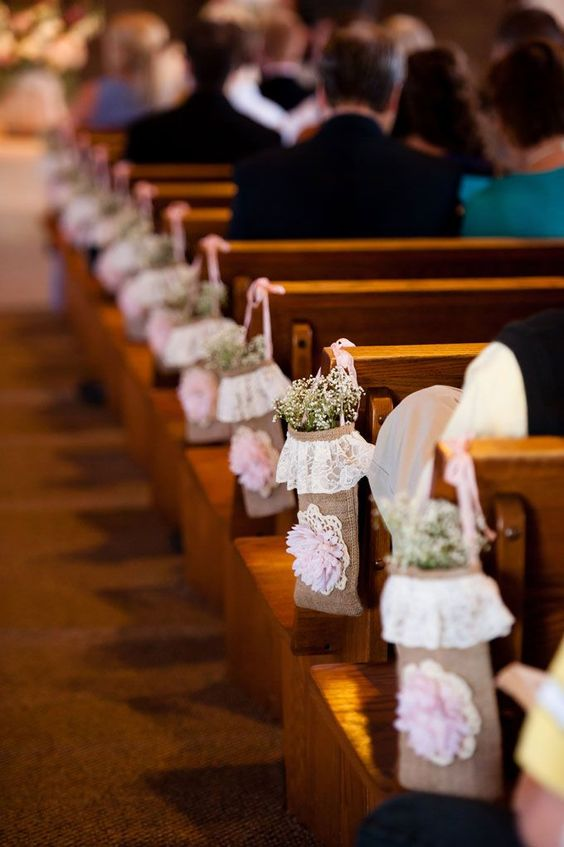 burlap and lace wedding decorations   burlap and lace wedding decorations   An Outdoor Wedding in Oregon ...