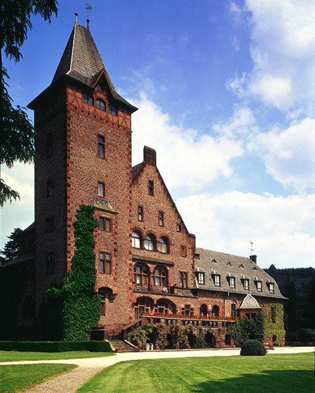 Saarek Castle Germany, one of the most enchanting places i've been.