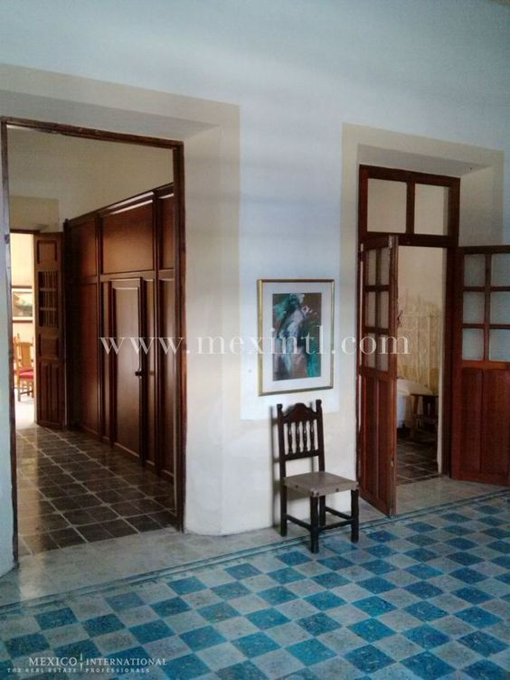 Mexico International Real Estate | Affordable Colonial House With Lots Of Potential