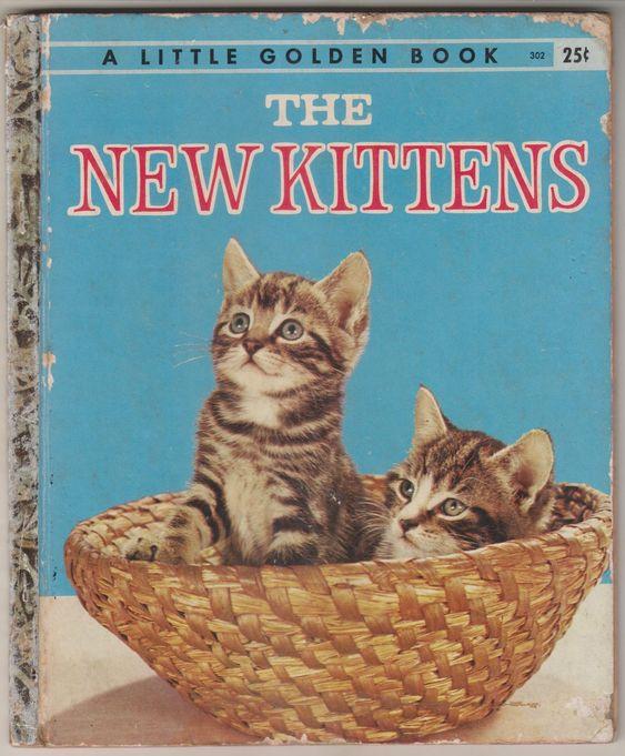 The New Kittens [Little Golden Book 302]