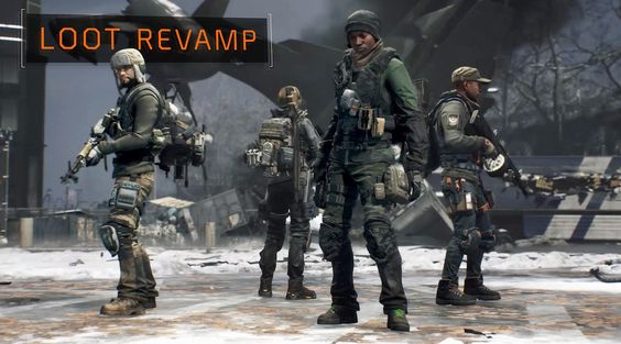 How The Division is Improving Loot in Update 1.2 - http://gamerant.com/?p=303045
