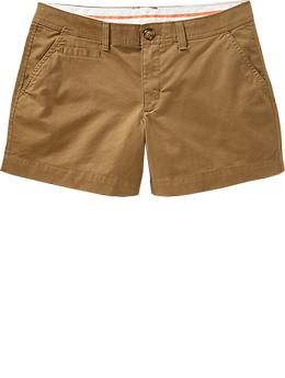 "Women's Perfect Khaki Shorts (5"") 