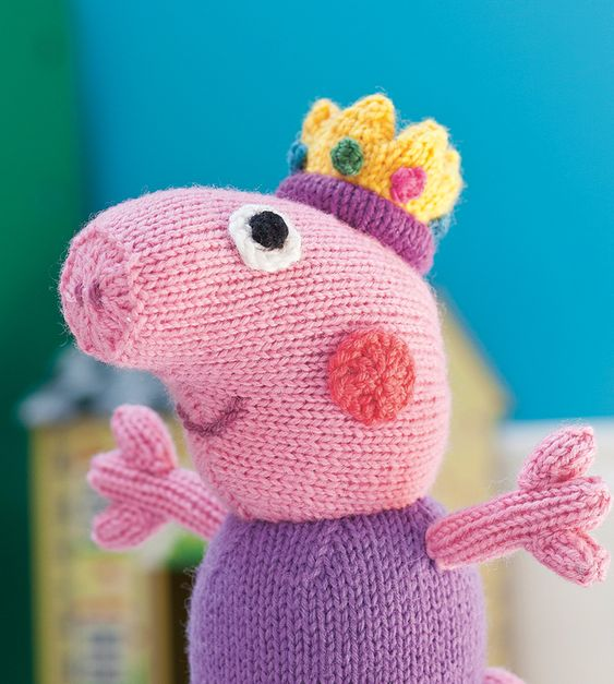 Knitting Patterns Peppa Pig Toys : Pinterest   The world s catalog of ideas
