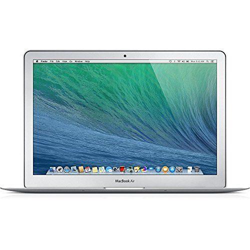 Apple Macbook Air Md760ll B 13 3 Inch Laptop Intel Core I5 Dual Core 1 4ghz Up To 2 6ghz 4gb Ram 128gb Ssd Wi Fi Bluetooth 4 0 Renewed In 2020 Macbook Air Apple Macbook Apple Laptop