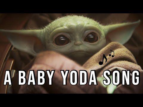 Baby Yoda Song A Star Wars Rap By Chewiecatt Youtube Yoda Images Yoda Wallpaper Yoda Meme