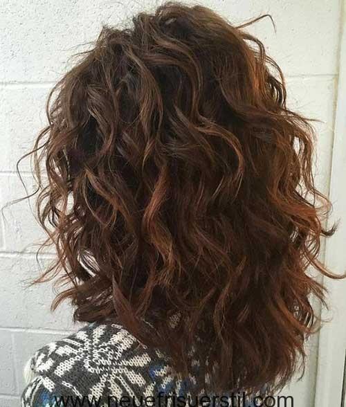 Dicken Welligen Langen Frisur Frisuren Haarschnitte Frisuren Fur Welliges Haar Naturlich Gewelltes Haar