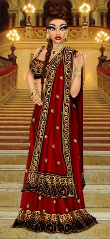 Diva Chix user, smartinez79 is taking us to #India. Diva Chix: The Fashionista's Playground