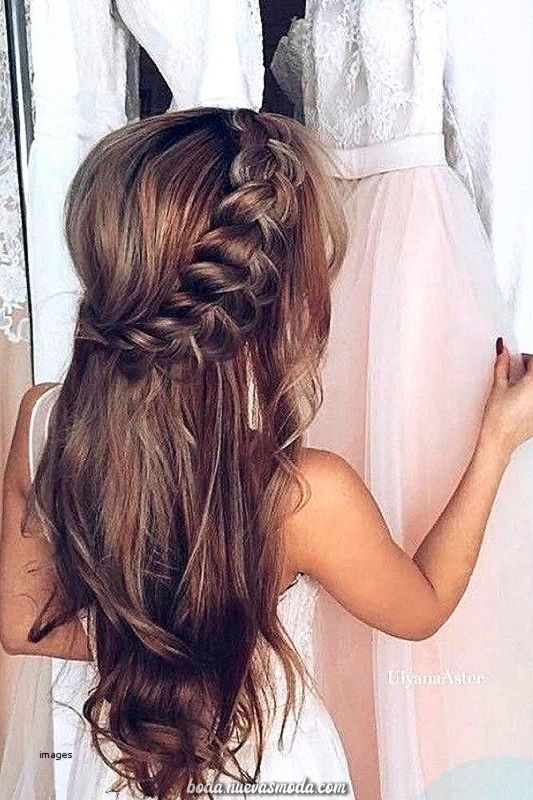 Increible Tendencia De Peinados Para El Pelo Generoso Usted Va A Galantear In 2020 Hair Styles Braided Hairstyles For Wedding Simple Wedding Hairstyles