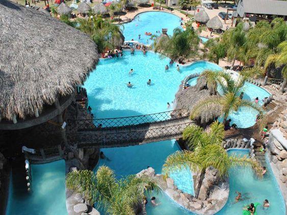 El Géiser Hidalgo es un balneario imperdible cerca de CDMX
