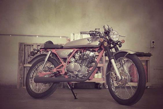 Sky Team motorcycles