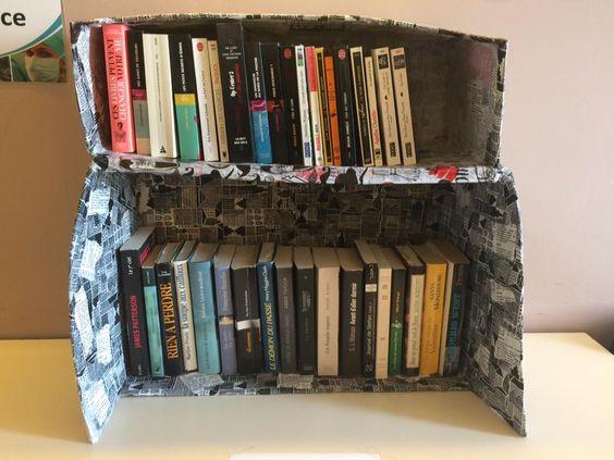 Boîte à livres La Louviere 9