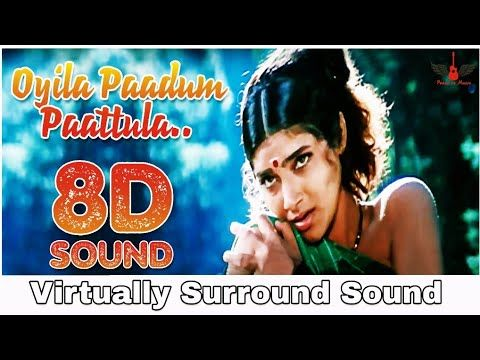 Oyila Paadum Paatula 8d Audio Song Seevalaperi Pandi Tamil 8d Songs Youtube Audio Songs Songs Mp3 Song