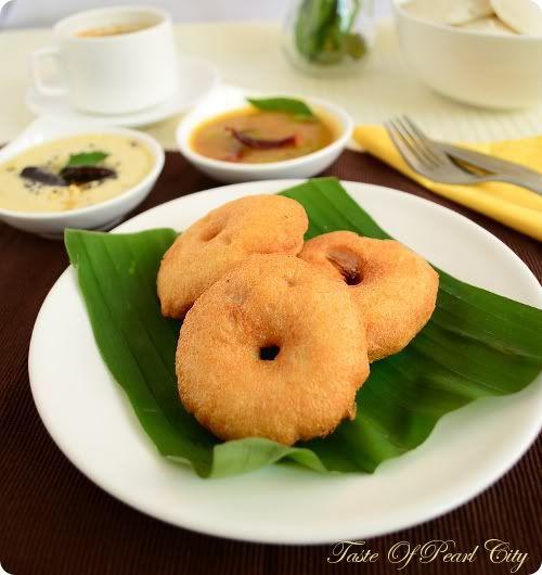 Urad Dhal Savoury Donuts- gluten free, vegan