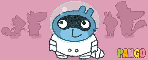 Android IOS – le storie e i giochi interattivi di Pango per i bambini
