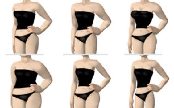 Die Drei Typen Des Weiblichen Körperbaus Und Wie Dieser Das Abnehmen Beeinflusst - Teil 1   Sports Insider Magazin