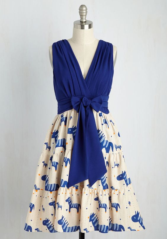 New Arrivals - Wowed by Whimsy Dress