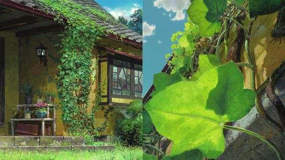 Tribute To Ghibli : 100 Inspiring Pictures - Animation, Daily Art