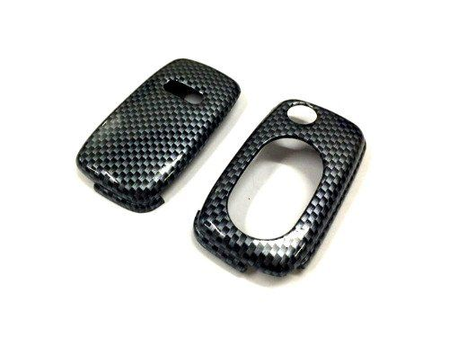 Ghxsport Gloss Carbon Fiber Print Color Flip Key Remote Key Protection Case For Audi A3 8l A4 B5 A4 B6 Tt Mk1 A6 C5 Want To Audi Carbon Fiber Key Fob