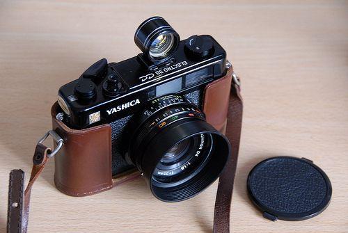 Yashica electro 35CC Wide