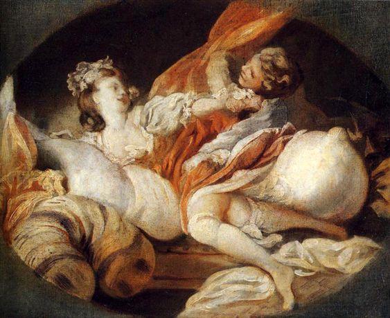 Resultado de imagen de Fragonard  erotic