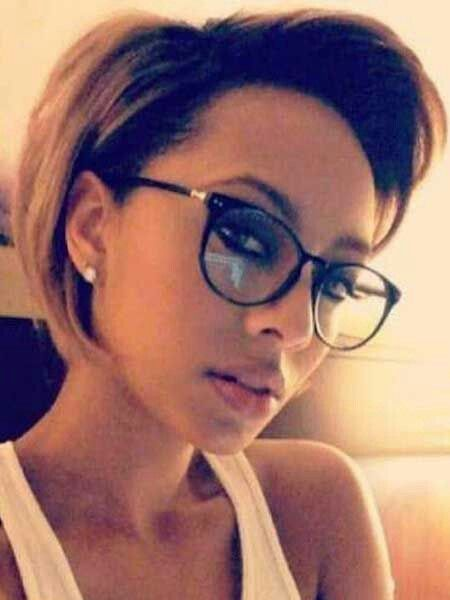 Swell Bobs Relaxed Hair And My Hair On Pinterest Short Hairstyles Gunalazisus