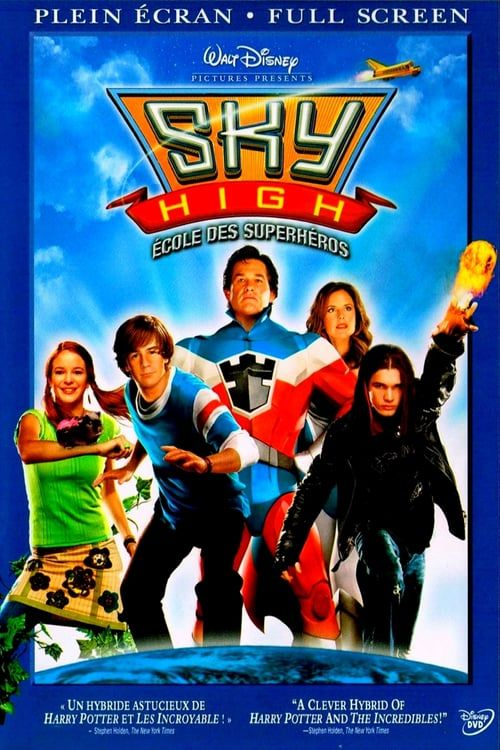 Watch Sky High 2005 Full Movie Online Sky High Dvd